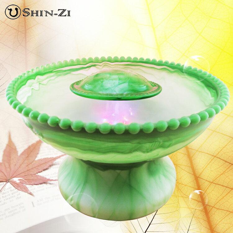【水氧機】震盪活氧健康器(桌上型綠)
