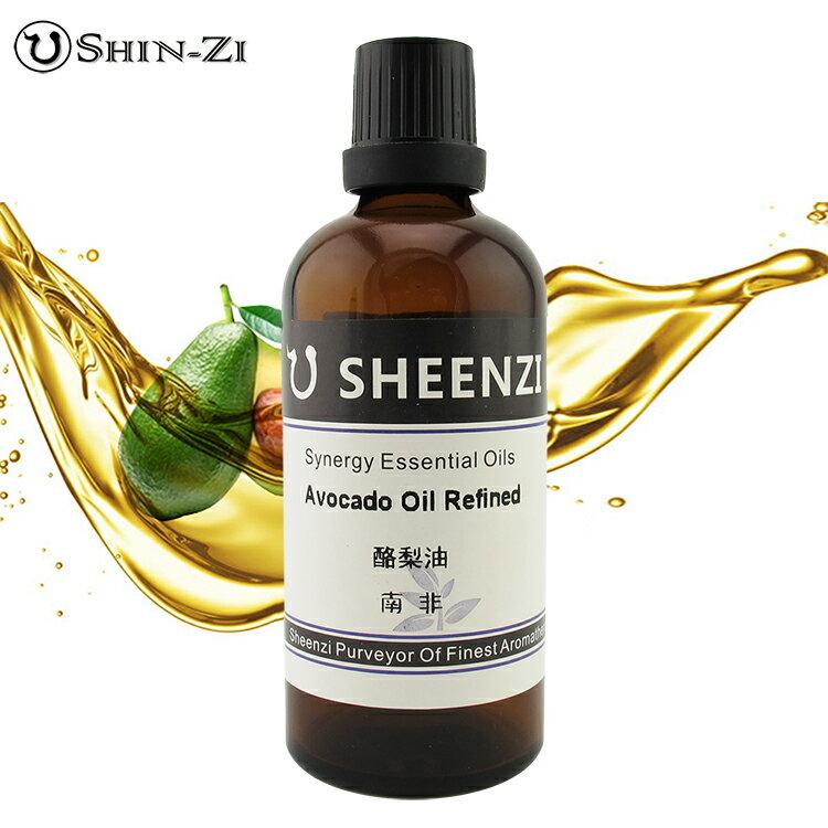 100ml純酪梨油 基礎植物油 鱷梨油已精製按摩油 按摩油 SPA用油