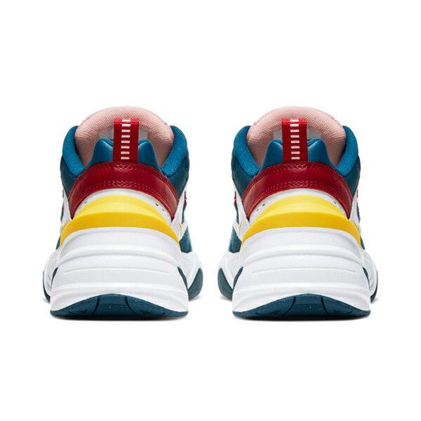 ✬雙12 Super Sale 整點特賣-12 / 04 21:00開賣✬【NIKE】W NIKE M2K TEKNO 休閒鞋 老爹鞋 藍 / 銀 兩色 女鞋 -AO3108402 / CJ9583100 6