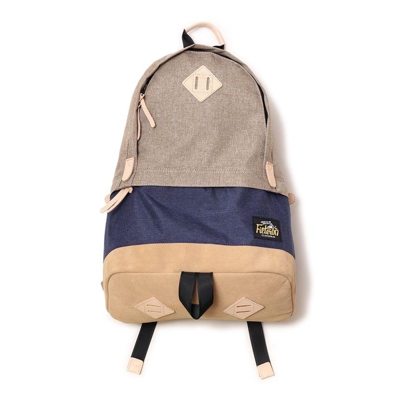 ├登山樂┤Filter017 Freely daypack後背包-卡其+藍 # 15SSF017BG01BL00