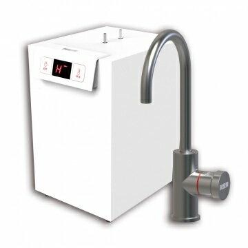 ★限期加贈長效除鉛淨水器 賀眾牌  廚下型節能冷熱飲水機  UW-2202HW-1 含基本安裝 (產品效率分級:第2級)