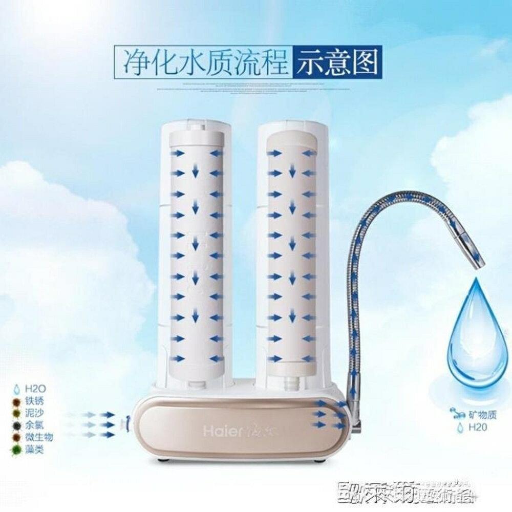 水龍頭過濾器台式凈水器濾芯第2級CF陶瓷復芯自來水過濾原裝濾芯MKS 清涼一夏钜惠