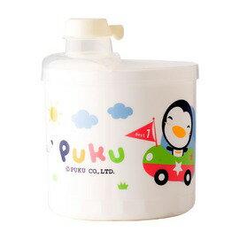 PUKU藍色企鵝 - 加大容量四格奶粉盒 0