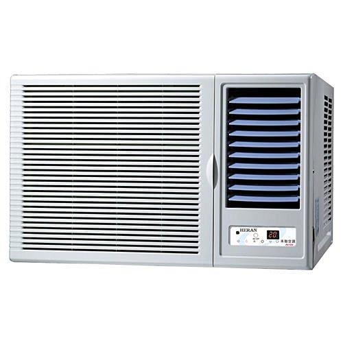 禾聯窗型冷氣右吹 HW-28F 能源級數1級 2.8KW 標準安裝 16300 寬:66 高:41
