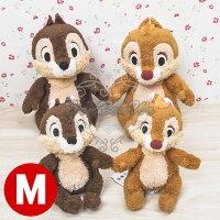 兒童節禮物Children's Day到迪士尼絨毛娃娃玩偶M號奇奇076458蒂蒂076465海渡