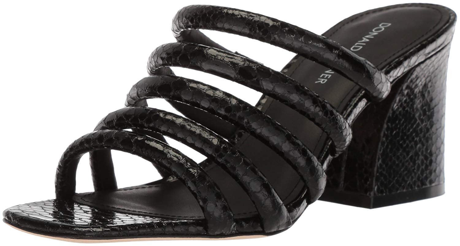 f2ad72408e0 PairMySole  Donald J Pliner Womens Wes Open Toe Special Occasion ...