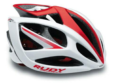 【7號公園自行車】RUDY PROJECT AIRSTORM 安全帽(白紅)