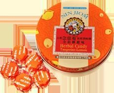 【京都念慈菴】枇杷潤喉糖-金桔檸檬-60g鐵盒裝×3盒 0