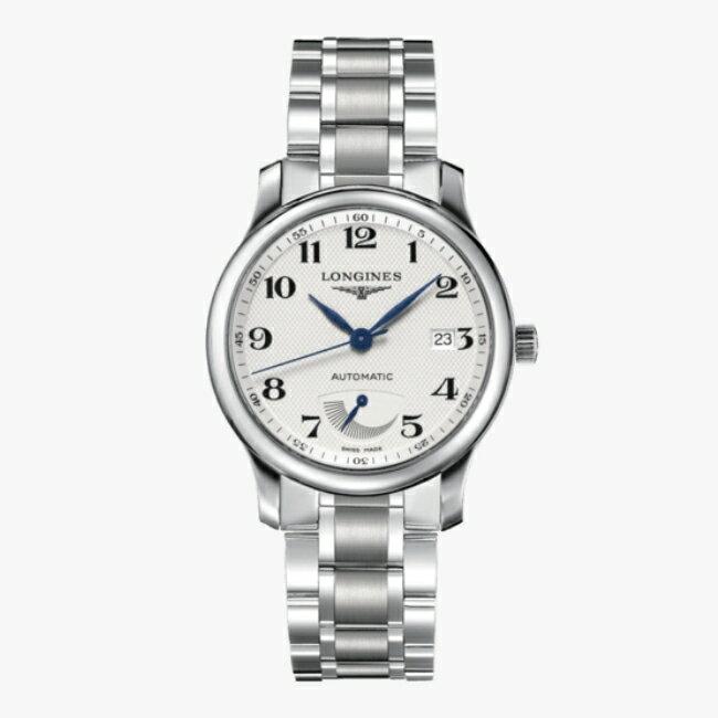 LONGINES 浪琴 L27084786 名匠系列動力儲存顯示紳士腕錶 38.5mm