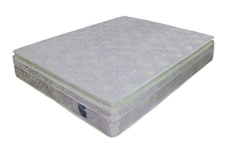 【尚品傢俱】742-07 諾魯5尺四線獨立筒床墊(另有3.5、6、6*7尺)/床墊/Mattress