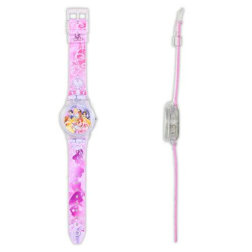 公主LCD多變手錶 公主系列 卡通錶 Disney