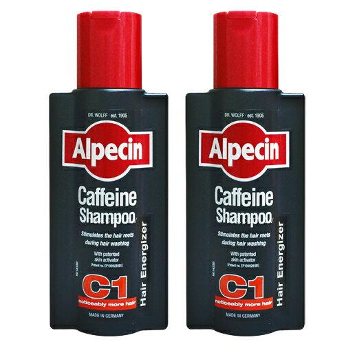 Alpecin 咖啡因洗髮露250ml(2入特惠)