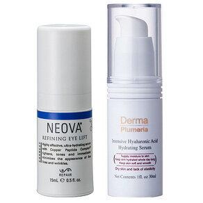 Neova妮歐瓦 Q10眼霜高保濕玻尿酸精華組