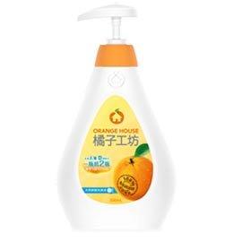 ORANGE HOUSE橘子工坊 天然碗盤洗滌液500ml