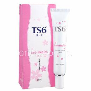 TS6護一生 粉嫩淡色凝膠30ml
