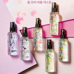 韓國 MISSHA 香氛保濕噴霧 (120ml) 身體香氛噴霧 香氛噴霧 身體 香氛 香水【庫奇小舖】
