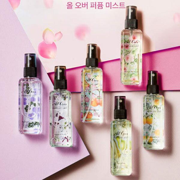 韓國MISSHA香氛保濕噴霧(120ml)身體香氛噴霧香氛噴霧身體香氛香水【庫奇小舖】