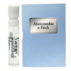 A&F 湛藍女性淡香精 2ml 針管【A006534】《Belle倍莉小舖》40459 ABERCROMBIE & FITCH