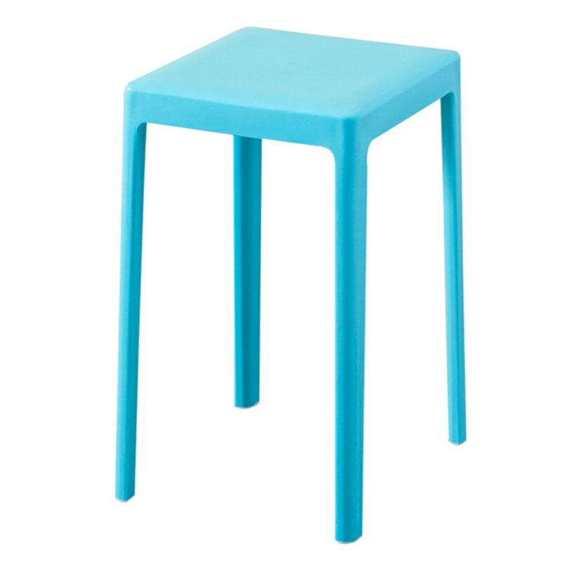 塑料凳子簡約家用高凳加厚成人套凳宿舍書桌