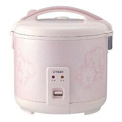 【TIGER虎牌】10人份傳統機械式電子鍋 JNP-1800