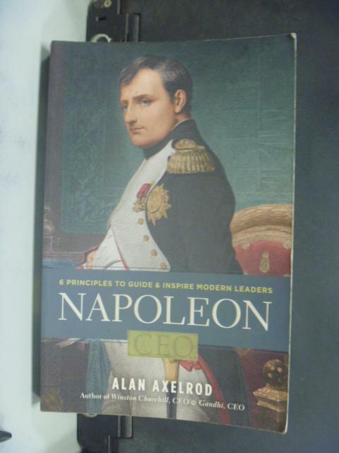 ~書寶 書T9/原文小說_GCL~Napoleon CEO_  nbsp Alan Axe