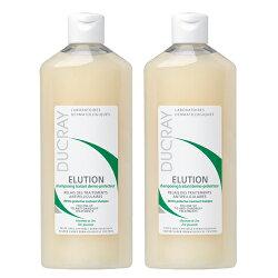 DUCRAY護蕾 控油舒敏洗髮精(基礎型)200ml(2入組)