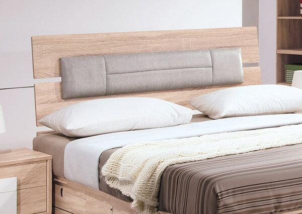 【尚品傢俱】HY-A143-09多莉絲5尺床頭片(另有6尺)