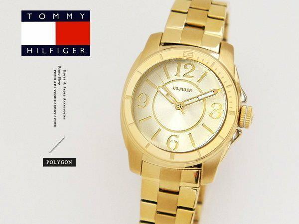 【完全計時】手錶館│Tommy Hilfiger 時尚主義 經典系列 特價優惠 新品 情人 M1781139