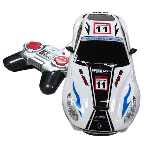 電動遙控車 白色款 遙控電動車 跑車 玩具車 玩具 1:18模型 - 692827