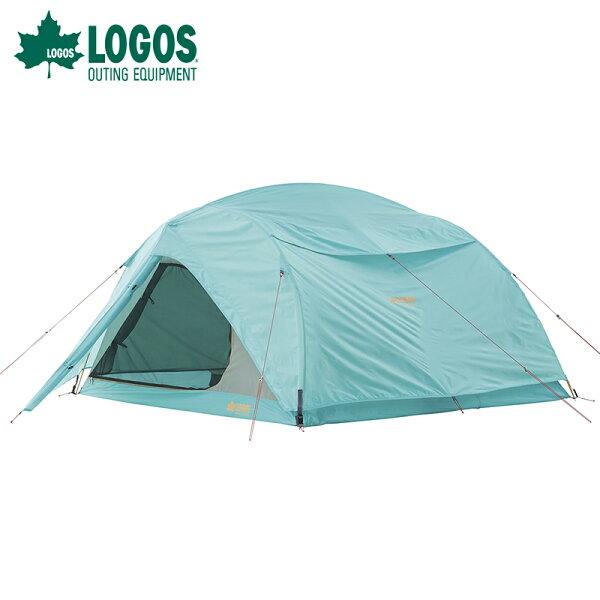 【露營趣】LOGOSLG71805036輕量三人帳M-AH家庭帳登山帳露營帳輕量帳篷