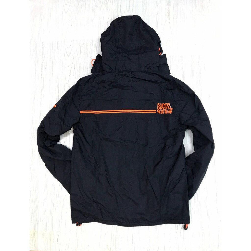 Superdry 極度乾燥外套 男款 內刷毛三拉鍊連帽夾克 防風防潑水 3色 英國正品現貨 3