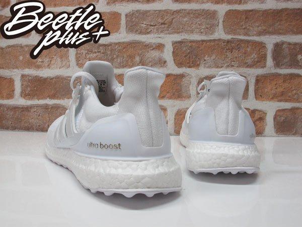 BEETLE PLUS ADIDAS ULTRA BOOST J&D 全白 輕量 黑白 慢跑鞋 KANYE WEST YEEZY 余文樂 AF5826 1