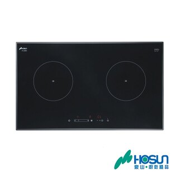 豪山耐刮玻璃連動IH微晶調理爐(220V)IH-2865