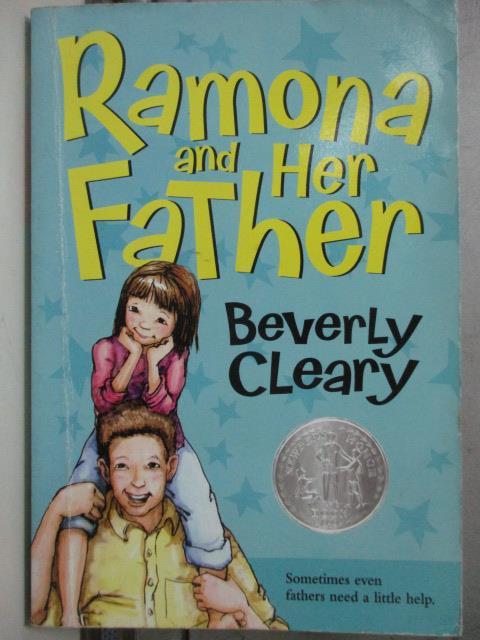【書寶二手書T4/原文小說_ODL】Ramona and her father_CLEARY, BEVERLY