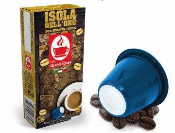 BONINI膠囊咖啡 ISOLA DELL\