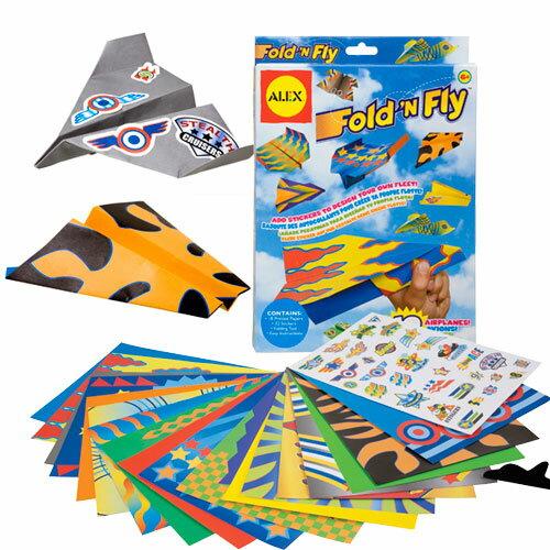 【美國ALEX】紙飛機戰鬥隊 192W