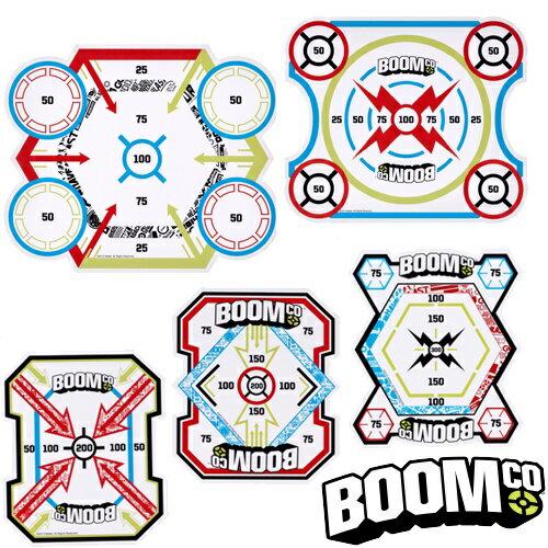 ~BOOMCO 射擊遊戲~智能黏貼標靶 Y8624