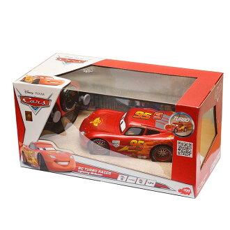【Cars 汽車總動員】1:24 電鍍版遙控麥坤