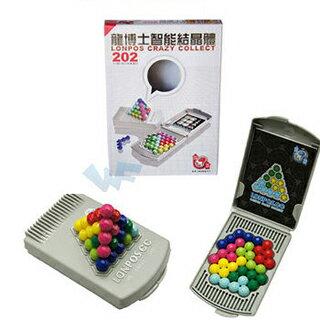 【龍博士動腦遊戲】202智能結晶體 (購買加送799元的宇宙生物-英文版)