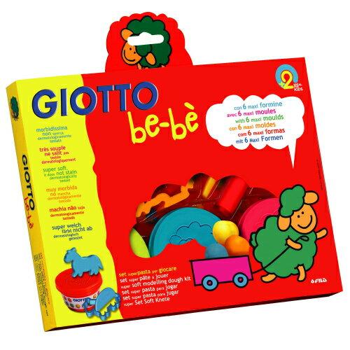 【義大利 GIOTTO】寶寶黏土派對(量販包) 463200