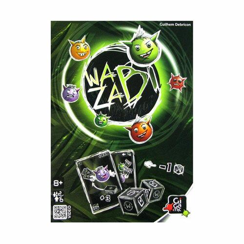 【 法國桌神 Gigamic 桌遊】Wazabi 魔法對決