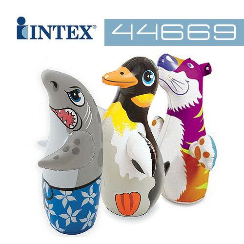 【INTEX】動物造型 不倒翁(款式隨機) 44669
