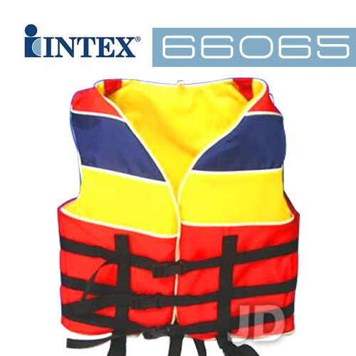 【INTEX】救生背心 共兩種尺寸 (66065)