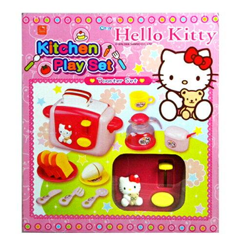 【Hello Kitty 系列】KT烤麵包機 KT2018