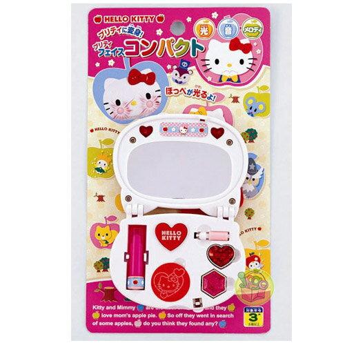 【HELLO KITTY】KT聲光化妝盒 KT12338