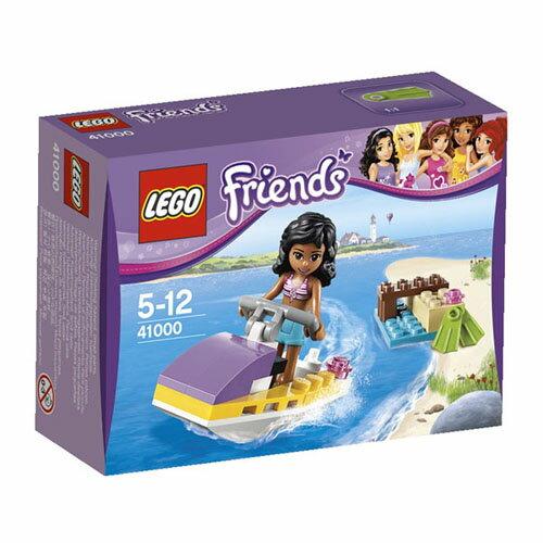 【LEGO 樂高積木】Duplo 得寶公主系列 - 快艇玩樂 LT-41000