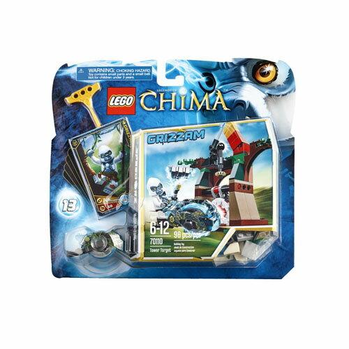 ~LEGO 樂高積木~Chima 神獸傳奇系列 ~ 箭靶 LT~70110