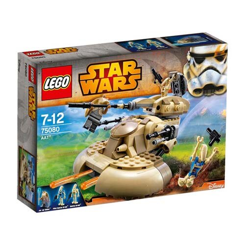 【LEGO 樂高積木】星際大戰系列 - AAT 裝甲強襲坦克 LT-75080