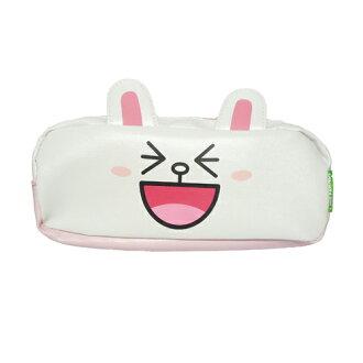 【LINE FRIENDS】臉型筆袋 (CONY) KRT-898972
