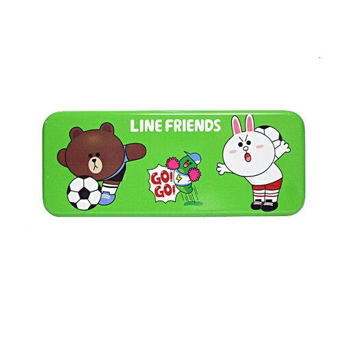 ~LINE FRIENDS~寬雙層筆盒 KRT~899184B